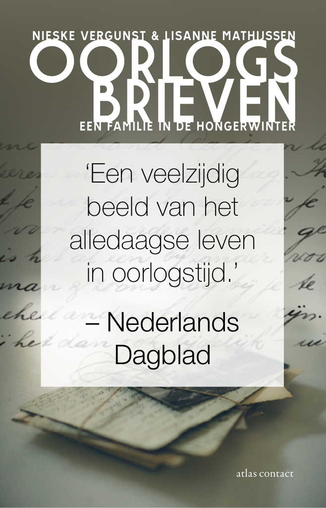 Nederlands Dagblad over Oorlogsbrieven